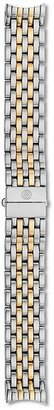 MICHELE Serein 16 Two-Tone Watch Bracelet, 16mm $400 thestylecure.com