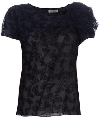 Nina Ricci lace blouse