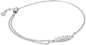 Alex and Ani Precious II Collection Feather Adjustable Bracelet