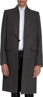 Givenchy Single Button Coat