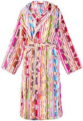 Missoni Home Josephine Hooded Bathrobe