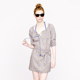 J.Crew Liberty tunic in Amy Hurrel floral