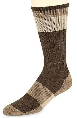 Dockers Casual Color Block Crew Socks