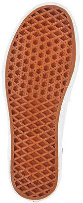 Vans Footwear The Sk8-Hi Sneaker in Black and White