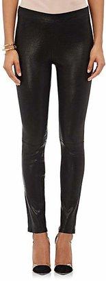 J Brand Women's Leather Pull-On Leggings