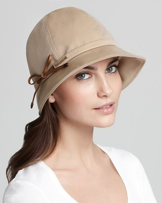 Burberry Gabrielle Cotton Rain Bucket Hat