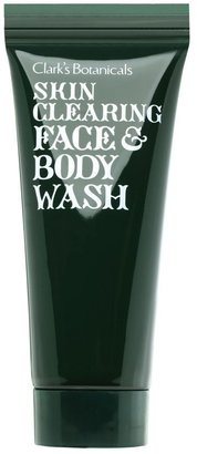 Clark's Botanicals Skin Clearing Face and BodyWash