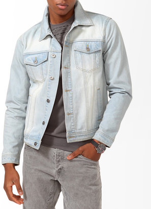 21men 21 MEN Denim Jacket