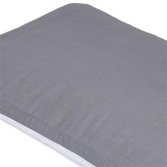 Argington BamBam Organic Bassinet Mattress Pad- Grey