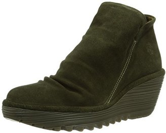 FLY London Women's Yip Boot $190 thestylecure.com