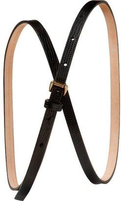 Gap Skinny lizard belt