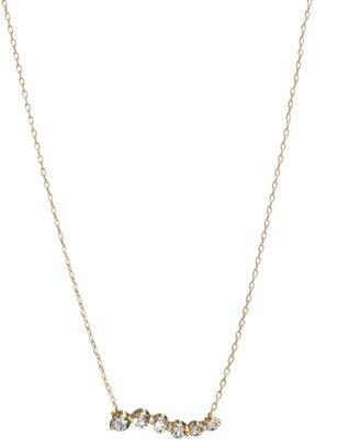 Gogo Philip Diamante Fine Chain Necklace