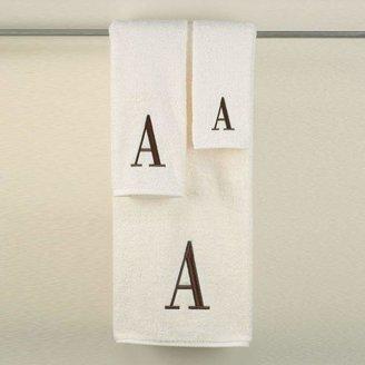 "Avanti ""Monogram Letter"" Hand Towel"