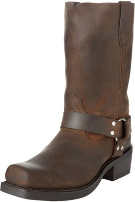 "Durango Men's DB594 11"" Harness Boot Distressed Brown 9 EE - Wide"