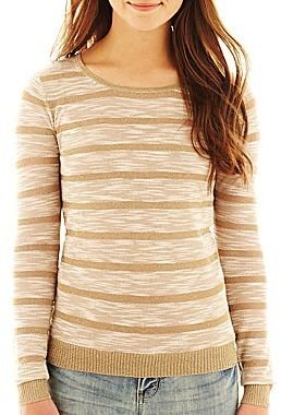 Mng by Mango® Striped Sweater