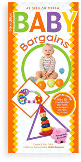 Bed Bath & Beyond Baby Bargains Book, 9th Edition