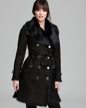 Burberry Coat - Hadston Shearling