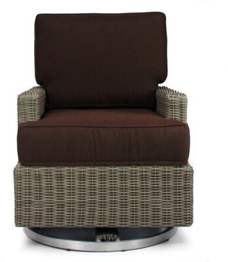 Patio Heaven Palisades Patio Chair with Cushion Patio Heaven