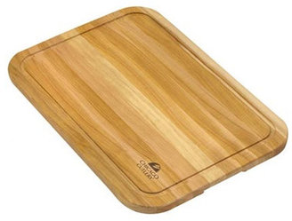 """Chicago Cutlery Woodworks 19.5"""" x 13.5"""" Carving Cutting Board"""