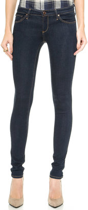 AG The Legging Jeans $168 thestylecure.com