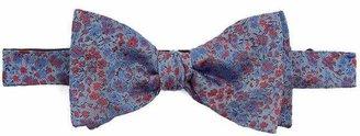 Liberty London Phoebe Woven Pre-Tied Silk Bow Tie