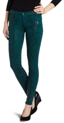 7 For All Mankind Women's Skinny Natural-Rise Jean