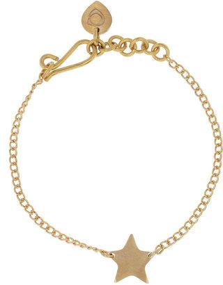Made Nyota Panua brass bracelet