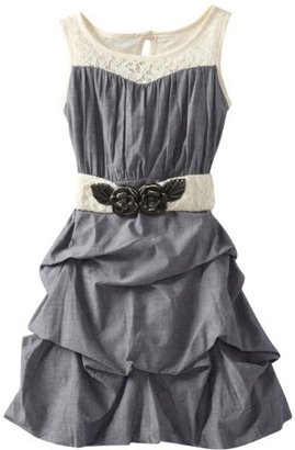 My Michelle Girls 7-16 Pick Up Dress