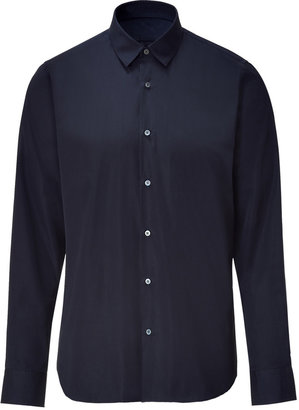 Jil Sander Navy Classic Shirt