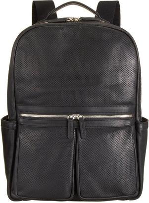 Barneys New York CO-OP Perforated Zip Pocket Backpack
