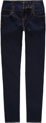 CELEBRITY PINK 3 Button Girls Highwaisted Skinny Jeans