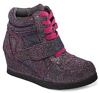 Steve Madden Girls' J-Hamlitt Wedge Sneakers
