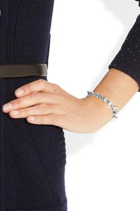 Eddie Borgo Silver cone bracelet
