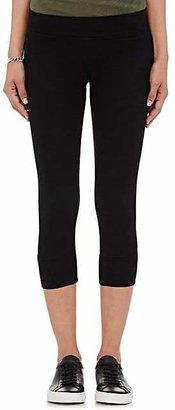 ATM Anthony Thomas Melillo Women's Crop Yoga Pants - Black