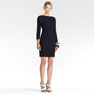 Rachel Roy Textured Novelty Sheath Dress