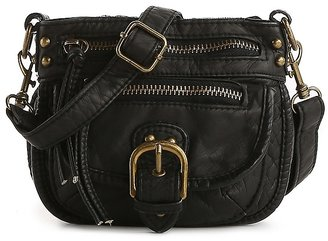Poppie Jones Distressed Mini Cross Body Bag