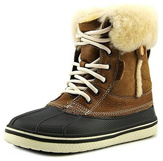 crocs Women's AllCast Luxe Duck Boot $22.49 thestylecure.com