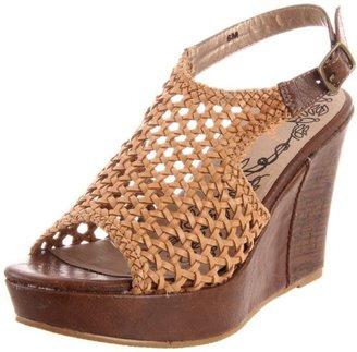 Jellypop Women's Trenton Wedge Sandal