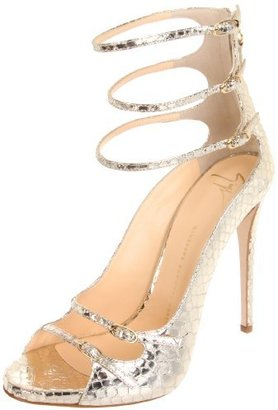 Giuseppe Zanotti Women's E20336 Ankle-Strap Sandal