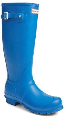 Hunter 'Original Tall' Rain Boot $150 thestylecure.com