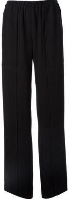 Calvin Klein Collection wide leg trouser
