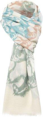 Lola Rose Horse stripe wool scarf