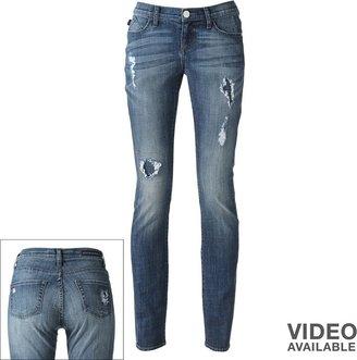 Rock & Republic berlin distressed skinny jeans