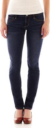ARIZONA Arizona Super-Skinny Jeans-Juniors $42 thestylecure.com