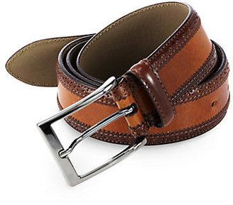 HUGO BOSS Cludovico Leather Belt