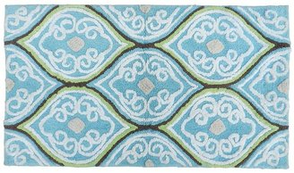 "Artisan Accents Damask Bath Rug - 20"" x 32"""
