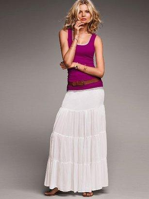 Victoria's Secret Gauze Maxi Skirt