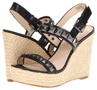 KORS Corban (Black) - Footwear