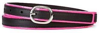 JCPenney Neon Skinny Belt
