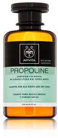 Apivita Propoline Shampoo For Oily Roots and Dry Ends